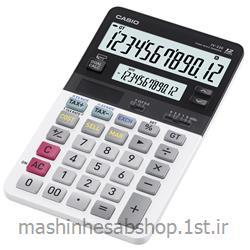 عکس ماشین حسابماشین حساب رومیزی کاسیو مدل CASIO JV-220