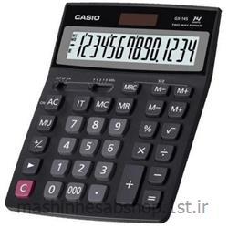 ماشین حساب رومیزی کاسیو مدل CASIO GX-14S