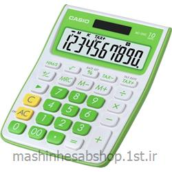 عکس ماشین حسابماشین حساب رومیزی کاسیو مدل CASIO MS-10VC