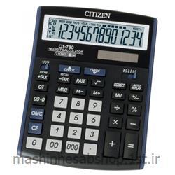 ماشین حساب رومیزی سیتی زن مدل CITIZEN CT-780