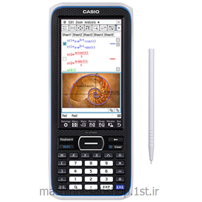 عکس ماشین حسابماشین حساب مهندسی کاسیو مدل CLASSPAD FX-CP400