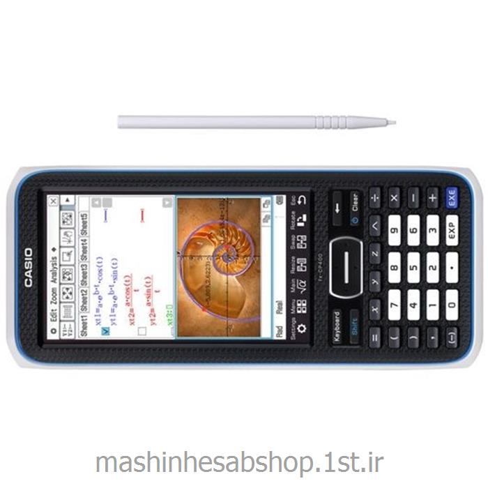 ماشین حساب مهندسی کاسیو مدل CLASSPAD FX-CP400