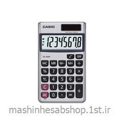 عکس ماشین حسابماشین حساب جیبی کاسیو مدل CASIO SX-300-PW
