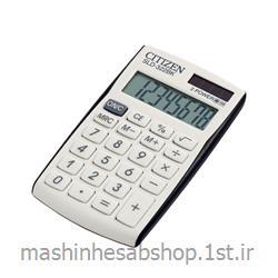 عکس ماشین حسابماشین حساب جیبی سیتی زن مدل CITIZEN SLD-322BK