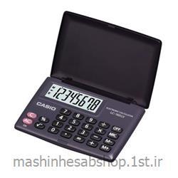 عکس ماشین حسابماشین حساب جیبی کاسیو مدل CASIO LC-160LV-BK