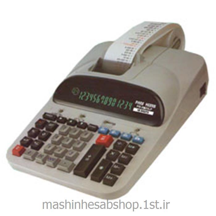 عکس ماشین حسابماشین حساب چاپگر رومیزی پارس حساب مدل PR-8620LP