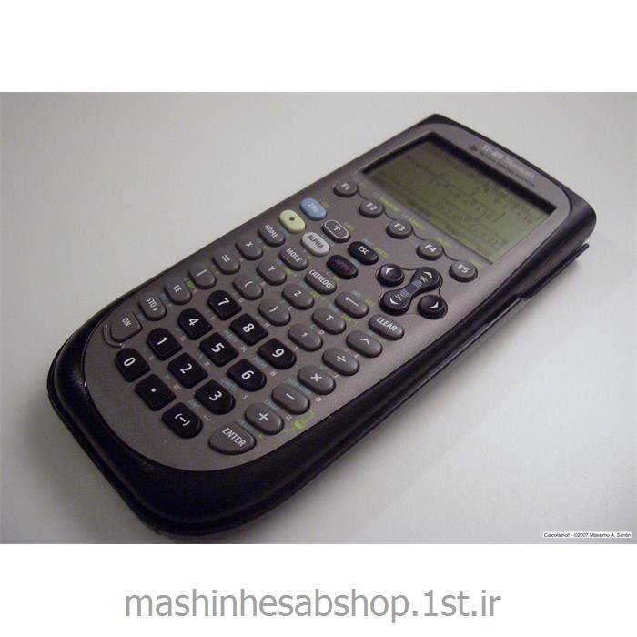 ماشین حساب مهندسی باقابلیت رسم نمودارتگزاس TEXASمدل TI-89 Titanium<