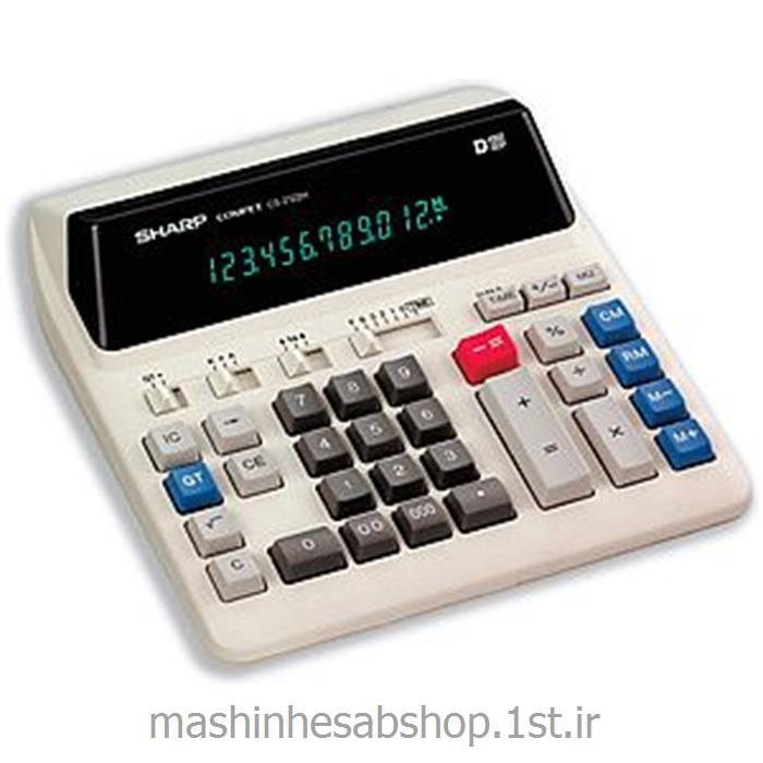ماشین حساب لامپی شارپ مدل SHARP CS-2122H