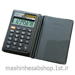 عکس ماشین حسابماشین حساب جیبی سیتی زن مدل CITIZEN SLD-200N