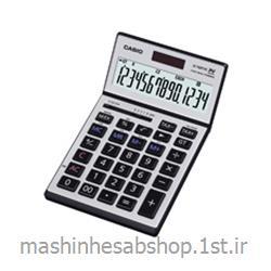 ماشین حساب رومیزی کاسیو مدل CASIO JS-140TVS