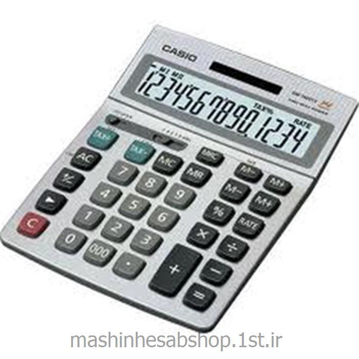 ماشین حساب رومیزی کاسیو مدل CASIO DM-1400S