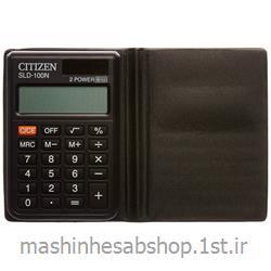 عکس ماشین حسابماشین حساب جیبی سیتی زن مدل CITIZEN SLD-100N