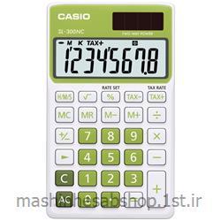 عکس ماشین حسابماشین حساب جیبی کاسیو مدل CASIO SL-300NC