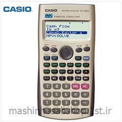 عکس ماشین حسابماشین حساب علمی مالی مهندسی کاسیو مدل FC-100V
