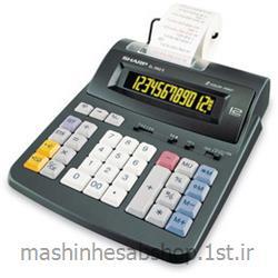 عکس ماشین حسابماشین حساب چاپگر رومیزی شارپ مدل SHARP EL-2902C