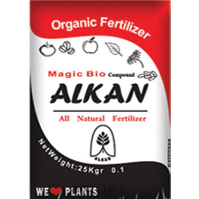 عکس کود آلیکود آلی مجیک بیوآلکان 100% ارگانیک (Magic Bio-Alkan)