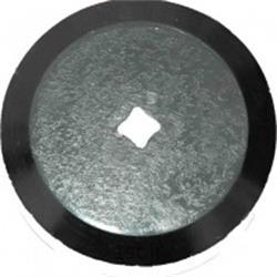 تیغه گرد ساده فلزی فیدر میکسر