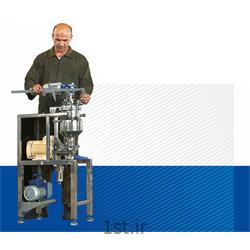 دستگاه میکسر هموژنایزر تحت خلاء تولید آزمایشگاهی پایلوت ( VMH-LAB )