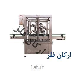 دستگاه پرکن روتاری 8 پیستون مدل 8PF 9000