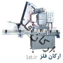 دستگاه درب بندی پرسرعت تمام اتوماتیک مدل CM - 10000