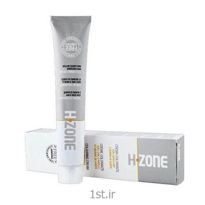 عکس رنگ مورنگ موی بدون آمونیاک H- ZONE