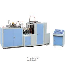 عکس ماشین آلات تولید محصولات کاغذیدستگاه تولید لیوان کاغذی Paper Cup Machine-TFT