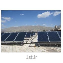 عکس سیستم های انرژی خورشیدیآبگرمکن خورشیدی آسا