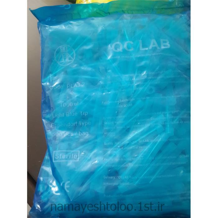سر سمپلر آبی 1000 میکرو لیتر