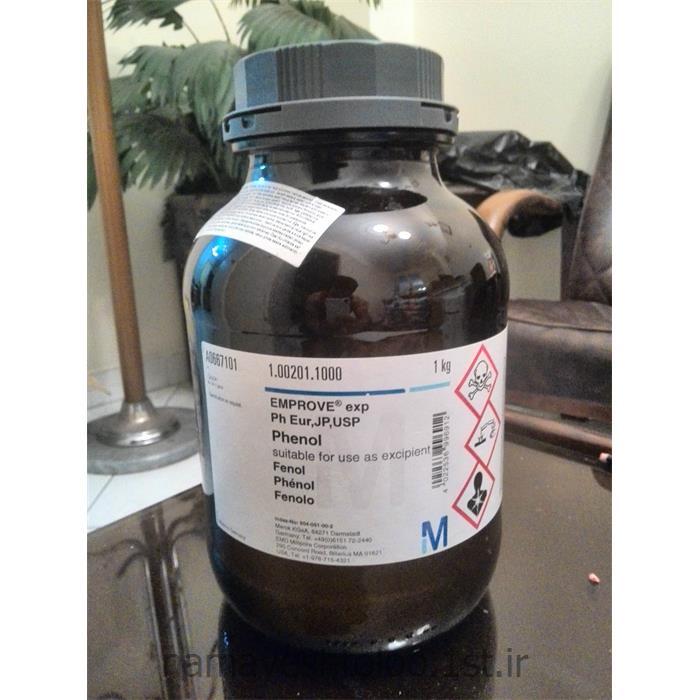 فنول مرک 100201-Phenol