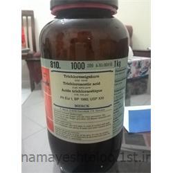 عکس سایر مواد شیمیاییتری کلرواستیک اسید مرک 100810