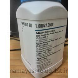بایل اسکولین آزاید آگار  مرک  کد 100072 - Bile Aesculin Azide Agar