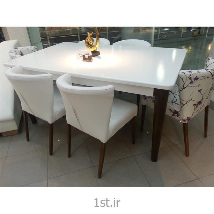عکس مجموعه ( ست ) اتاق ناهار خورینهار خوری مخروطی