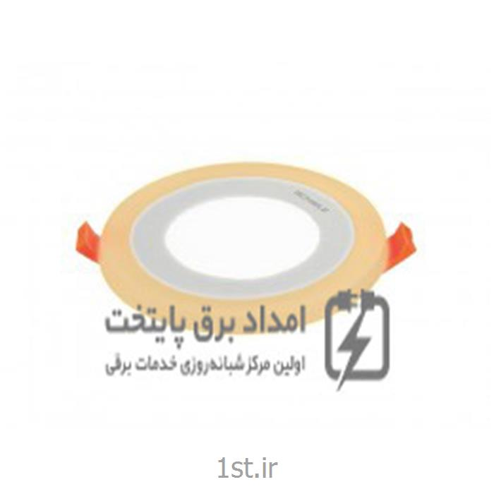 عکس لامپ هالوژنپنل SMD سه حالته شیله 5 وات