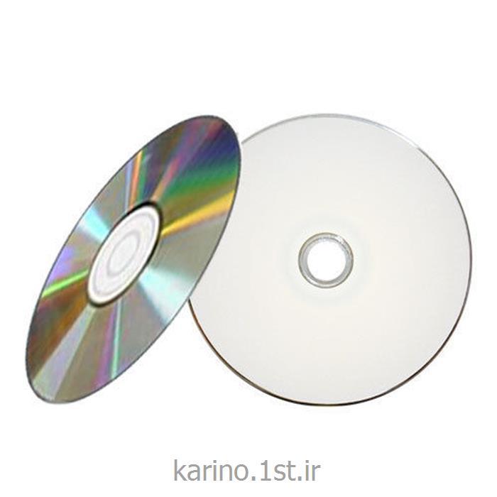 عکس نوار و سی دی ( cd ) خامسی دی خام با قابلیت چاپ لیبل