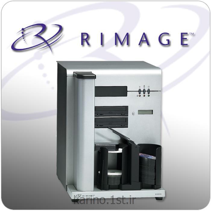 تعمیر و سرویس و نگهداری سی دی روبات مدل Rimage