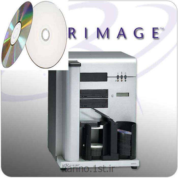 سی دی خام پرینت ایبل مخصوص دستگاه سی دی روبات Rimage