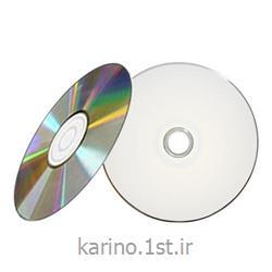 عکس نوار و سی دی ( cd ) خامسی دی خام با قابلیت پرینت ، printable CD