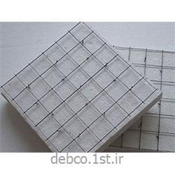 عکس اجزای سقف شبکه ایدیوارهای پانلی (تری دی پانل)