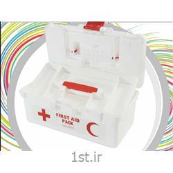 جعبه کمک های اولیه پلاستیکی  سپنتا  کد 151