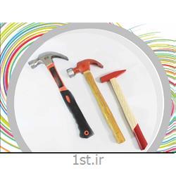 چکش های دسته پلاستیکی و دسته چوبی ایرانی  کد 155