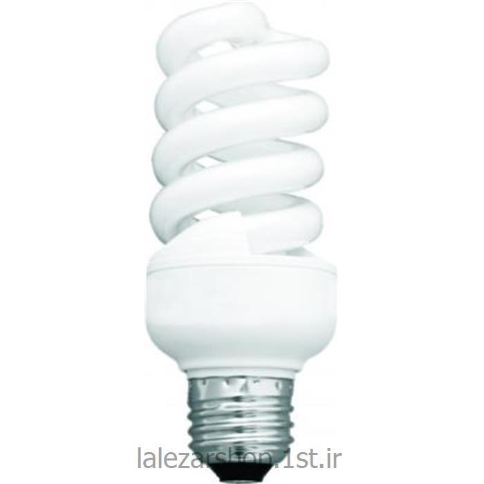 عکس لامپ کم مصرف و فلورسنتلامپ کم مصرف 18 وات پارس شهاب