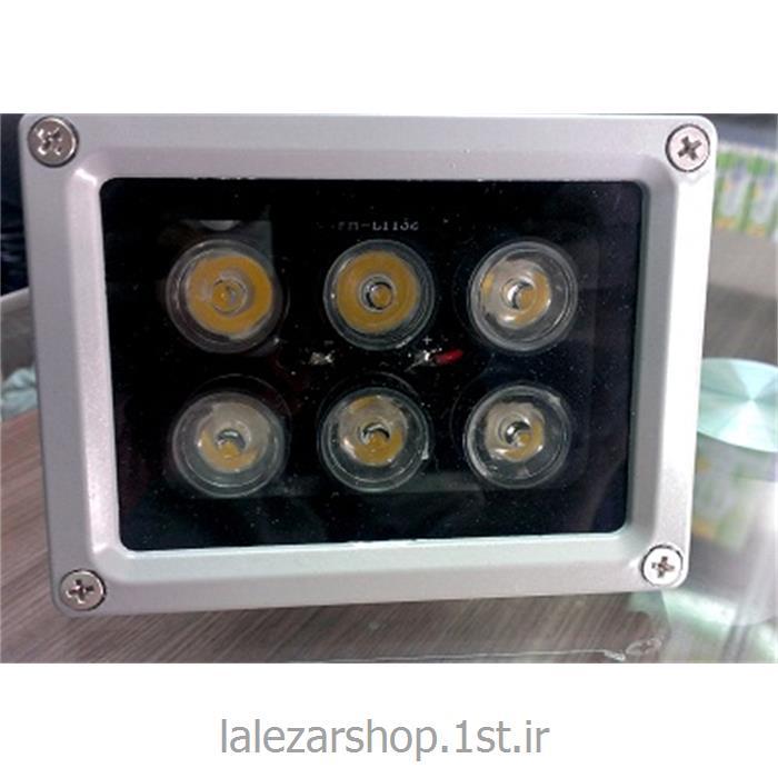 عکس  پروژکتورهای ال ای دی ( LED Flood Lights )پرژکتور LED کم مصرف 6 وات ضد آب