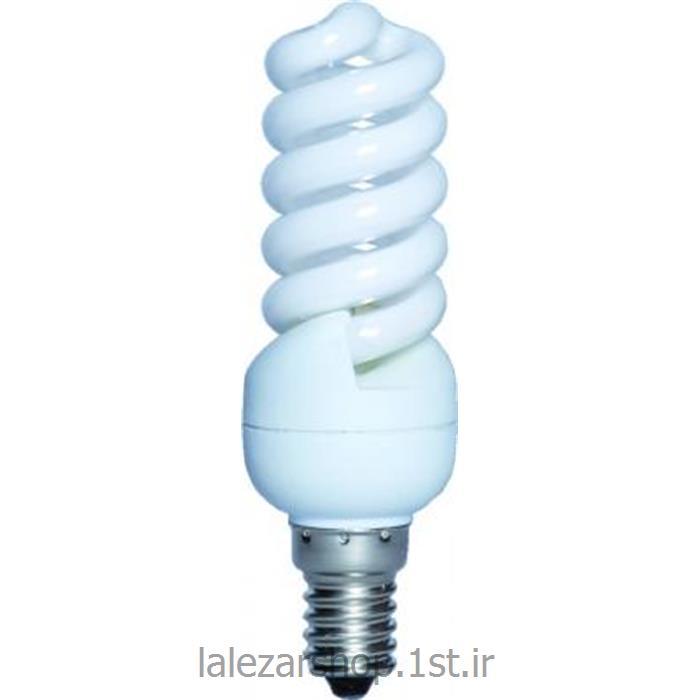 عکس لامپ کم مصرف و فلورسنتلامپ کم مصرف 11 وات تمام پیچ پارس شهاب