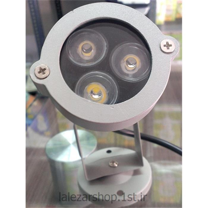 عکس چراغ باغی ال ای دی ( LED )چراغ ال ای دی(LED) چمنی(باغی) 3 وات ضد آب