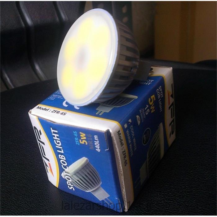 عکس سایر چراغ ها و محصولات مرتبط با روشناییلامپ COB کم مصرف 5 وات مارک ZFR