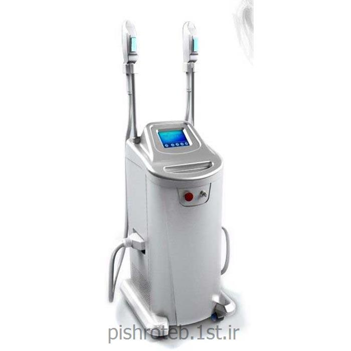 عکس دستگاه IPL (رفع موهای زائد صورت و بدن)دستگاه لیزر موهای زائد ELITE-SHR