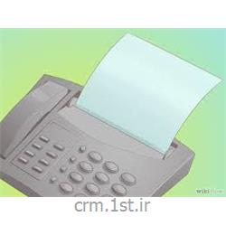 ماژول ارسال فکس هوشمند نرم افزار CRM پیام گستر