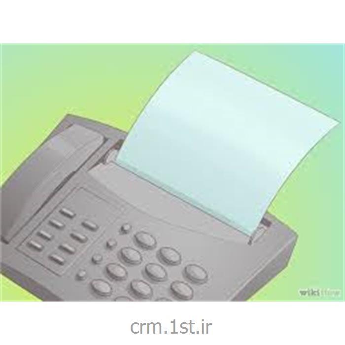 عکس نرم افزار کامپیوترماژول ارسال فکس هوشمند نرم افزار CRM پیام گستر