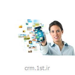 ماژول ارسال ایمیل هوشمند نرم افزار CRM پیام گستر