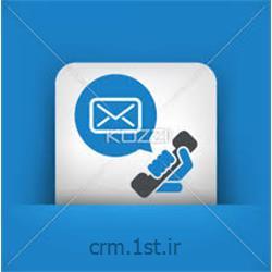 عکس نرم افزار کامپیوترماژول پاسخگوی خودکار نرم افزار CRM پیام گستر